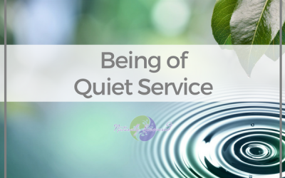 12 – Being of Quiet Service
