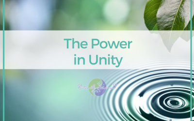 22 – The Power in Unity