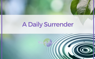 43 – A Daily Surrender