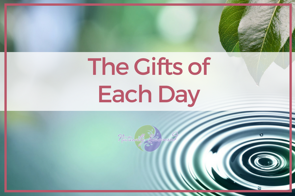 45 – The Gifts of Each Day