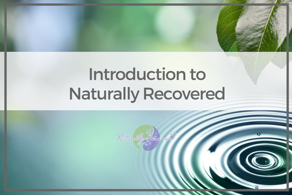 00 – Introduction to Naturally Recovered