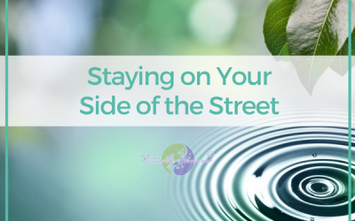10 – Staying on Your Side of the Street