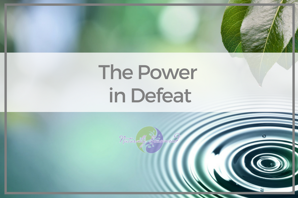 42 – The Power in Defeat