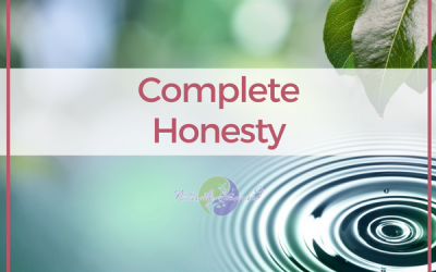 51 – Complete Honesty