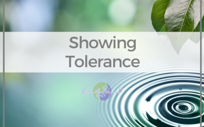 60 – Showing Tolerance