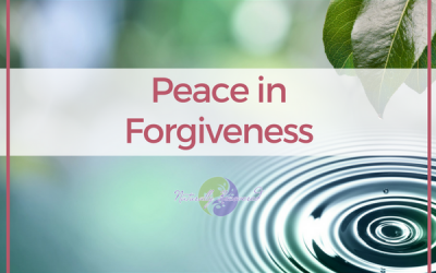 63 – Peace in Forgiveness