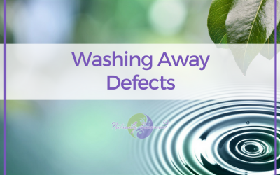 73 – Washing Away Defects
