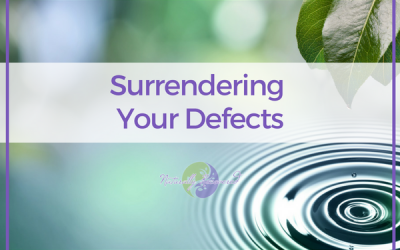 85 – Surrendering Your Defects